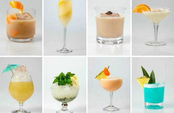 8 Tropical cocktail recipes for warm