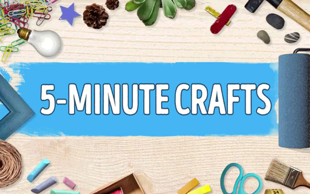 YouTube Channels Kids Will Love | 5 Minute Crafts