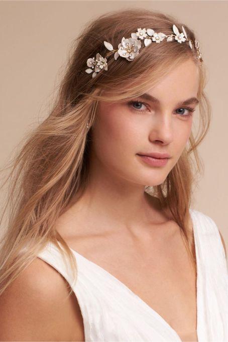 Ethereal Bridal Hair Accessories | Marice Circlet