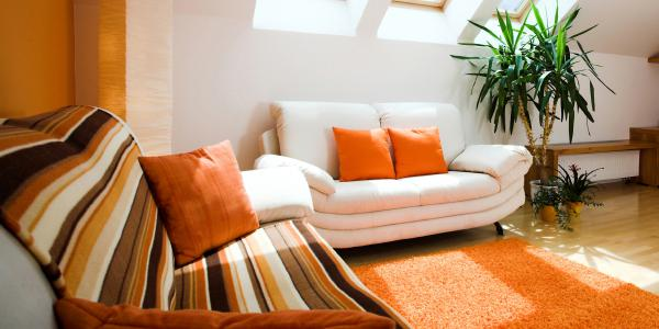 Inexpensive decorating and organization solutions for