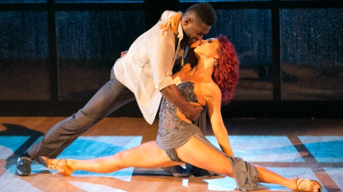DWTS: Antonio Brown totally made an