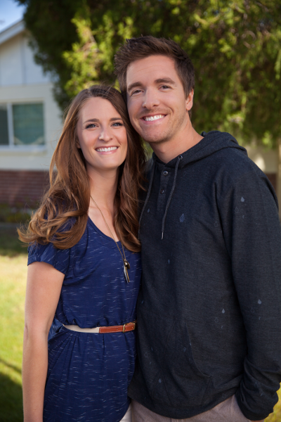 Meet Erica and Chad