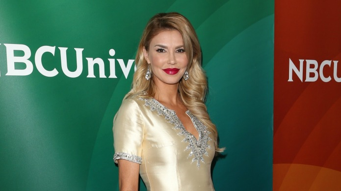 Brandi Glanville has moved on from