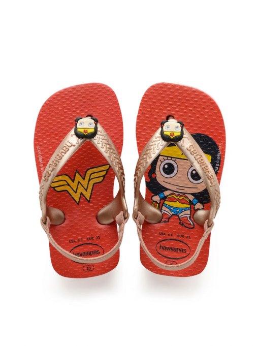 Baby heroes sandal Wonder Woman