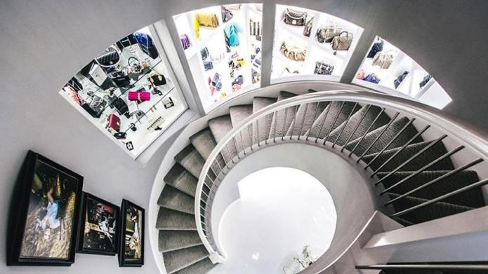 The world's largest closet is sparking
