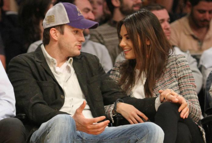 VIDEO: Mila Kunis officially confirms baby