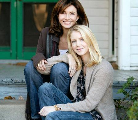 At home with Mary Steenburgen