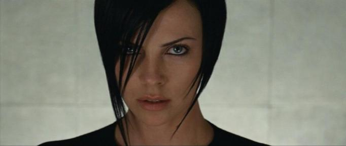 Charlize Theron in 'Aeon Flux'