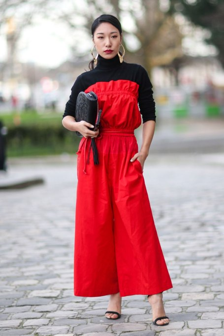 Ways To Wear A Turtleneck | The Red Jumpsuit