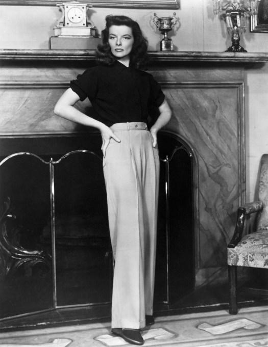 Women Who Changed Hollywood History: Katharine Hepburn