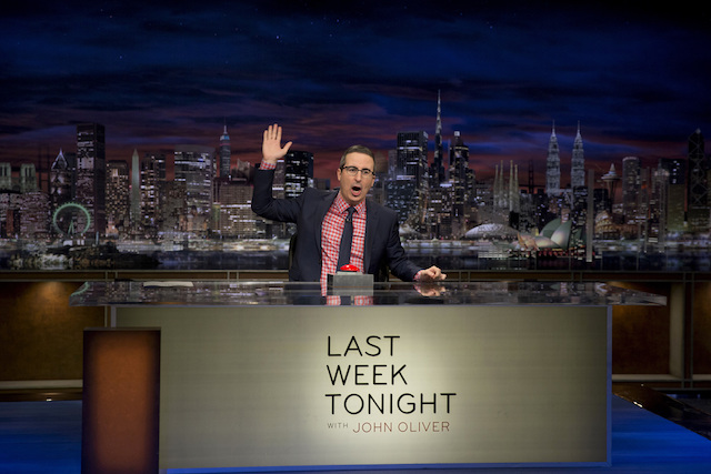 What's coming to HBO in 2018: 'Last Week Tonight with John Oliver'