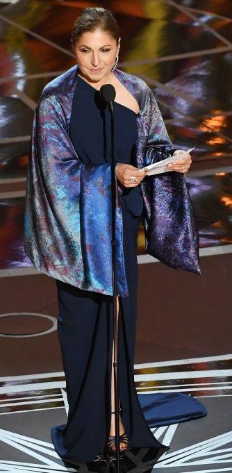 Anousheh Ansari Oscars 2017