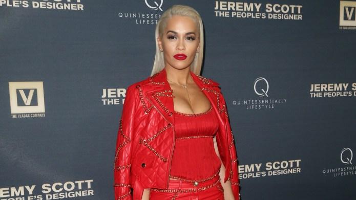 Rita Ora's new boyfriend is going