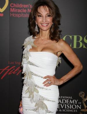 Susan Lucci dabbles in Deadly Affairs