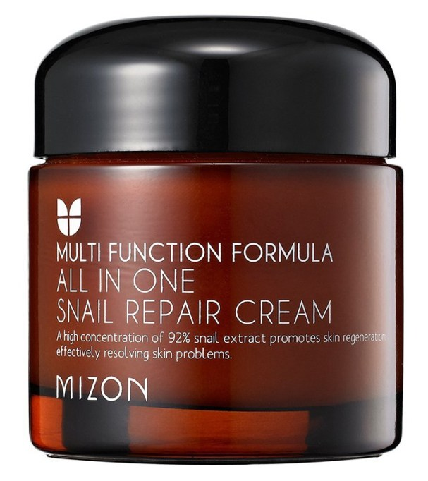 The Best Korean Skin Care Products at Target: Mizon All in One Snail Repair Cream   Best Skincare Products 2017