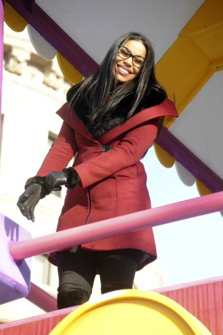 Macy's Thanksgiving Day Parade: Jordin Sparks