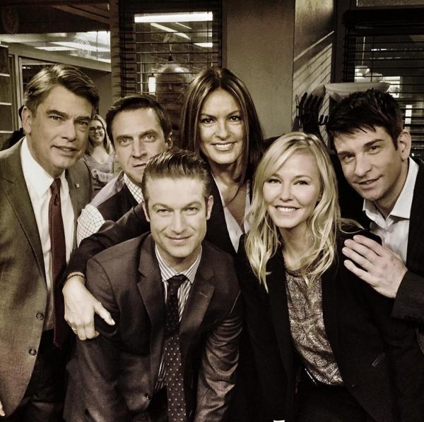 Law & Order SVU cast