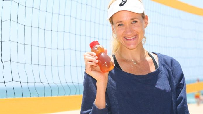 Olympic mom Kerri Walsh Jennings shares