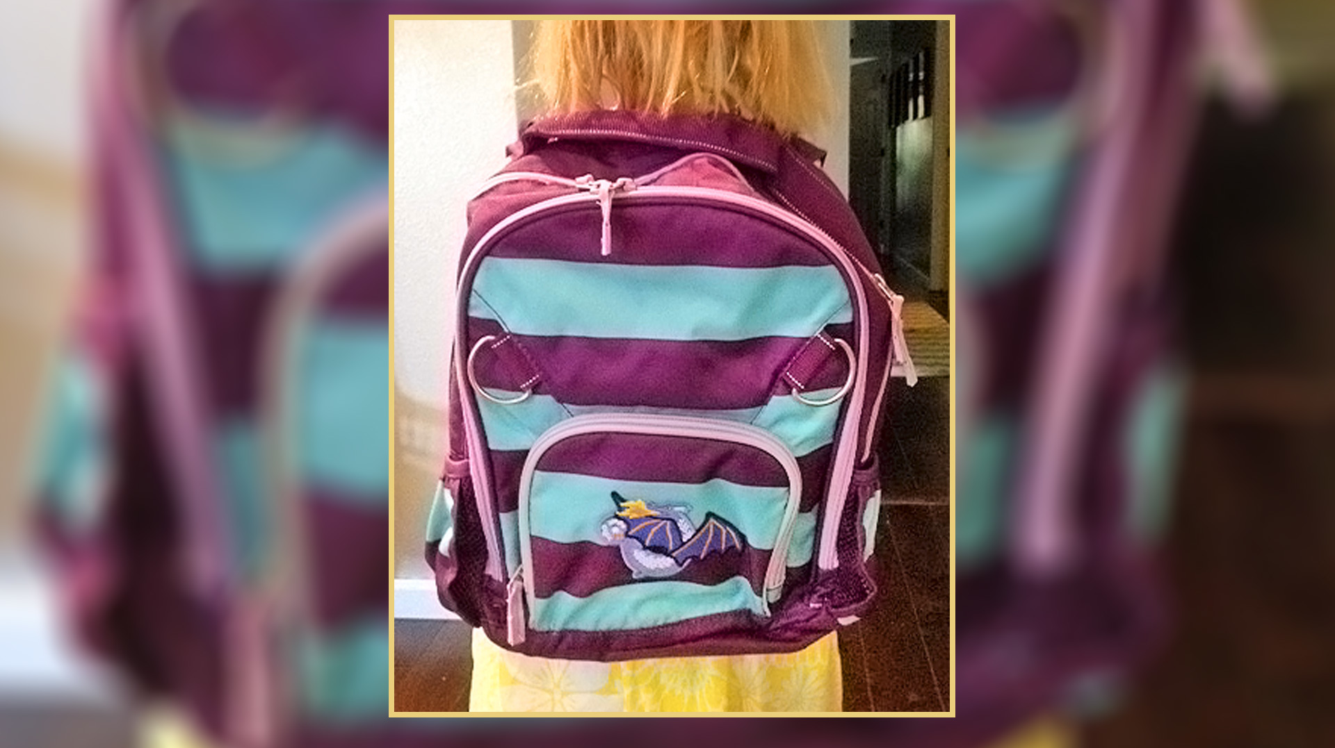 Mom Calls Pottery Barn Kids Out For Girl Boy Backpacks Sheknows