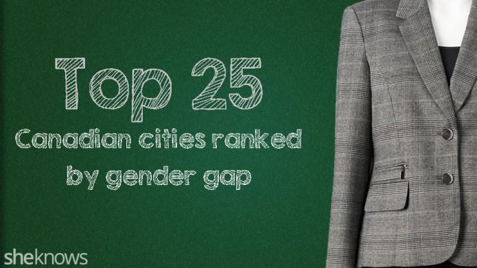 Study ranks Canada's 25 biggest cities