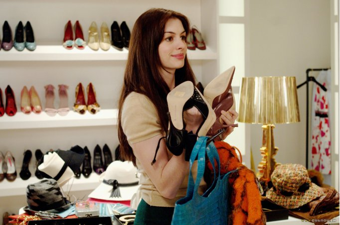 'The Devil Wears Prada' movie still