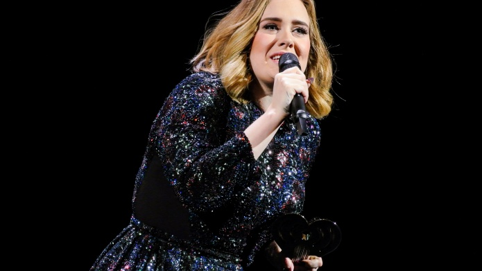 Adele Tells Fans She Might Never