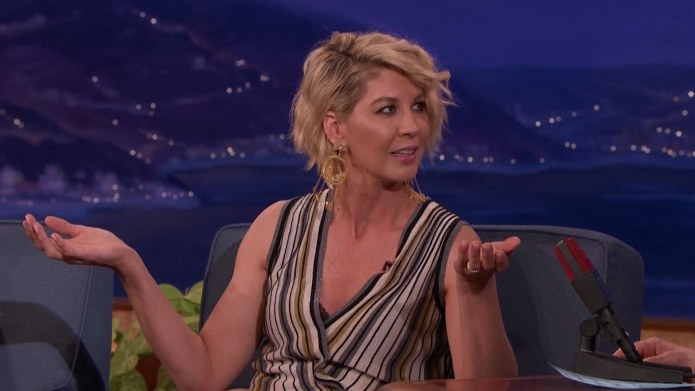 Jenna Elfman Trolled About Scientology During