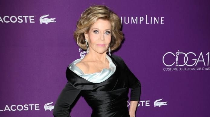 Jane Fonda Uses Her Rape and