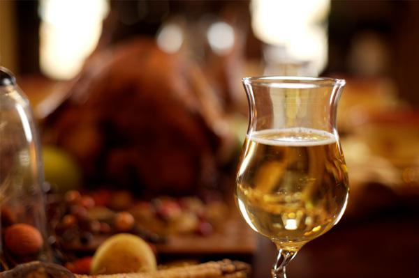 A Thanksgiving wine list and festive