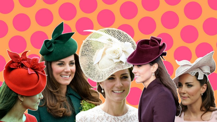 The Best of Kate Middleton's Hats