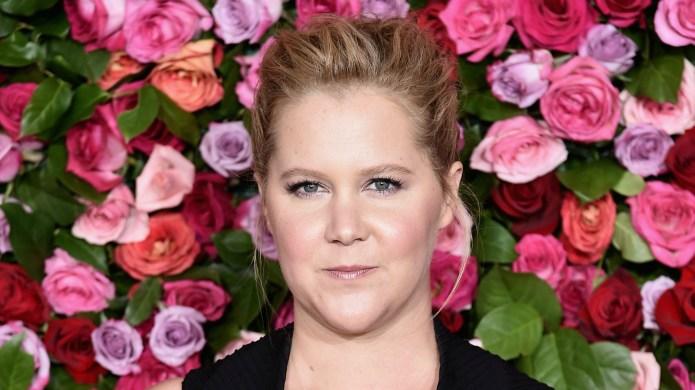 Amy Schumer Denies Pregnancy Rumors