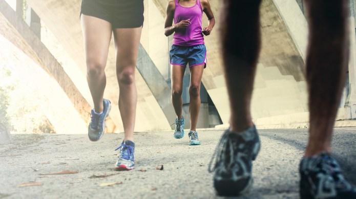Man shames female runner over her