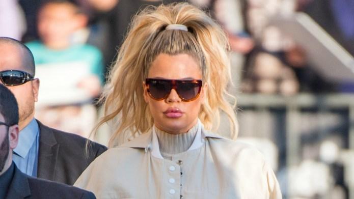 Khloé Kardashian Just Went Mama Bear