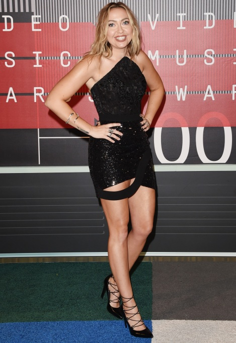 Brandi Cyrus 2015 VMAs