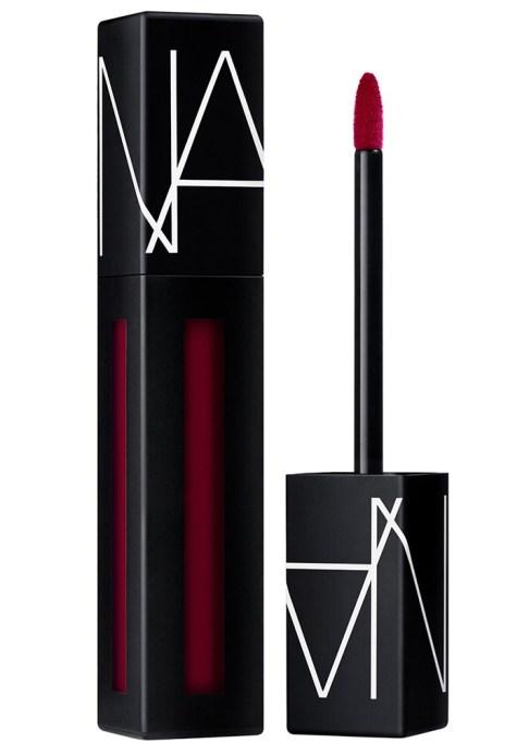 NARS's Powermatte Liquid Lipstick: Lip Pigment in Under My Thumb | 2017 Makeup trends