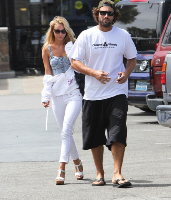Brody Jenner and Bryana Holly