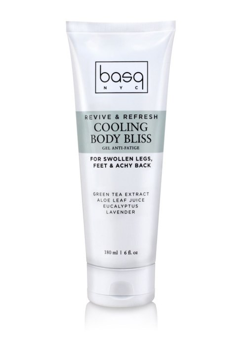 Basq NYC Cooling Body Bliss