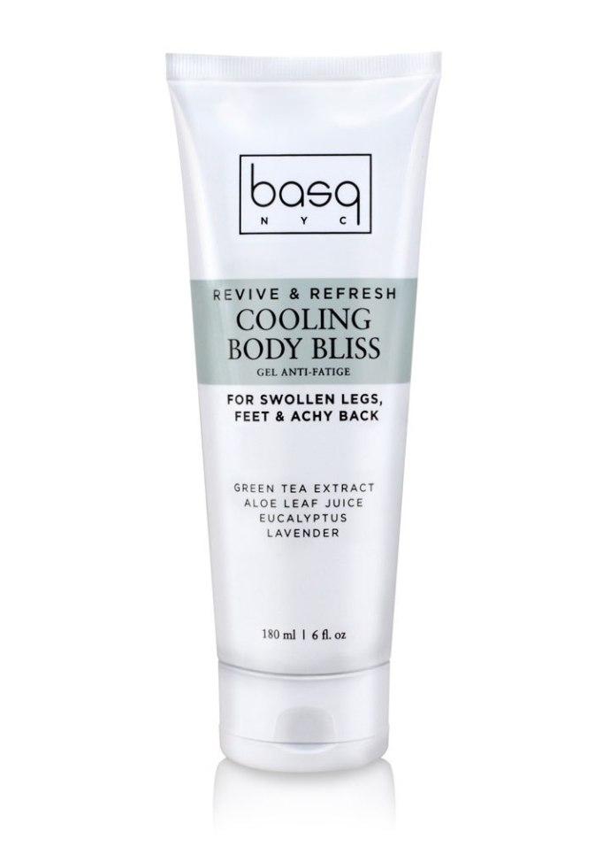 Basq NYC Cooling Body Bliss