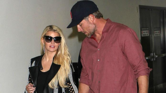 Jessica Simpson's wedding went off without
