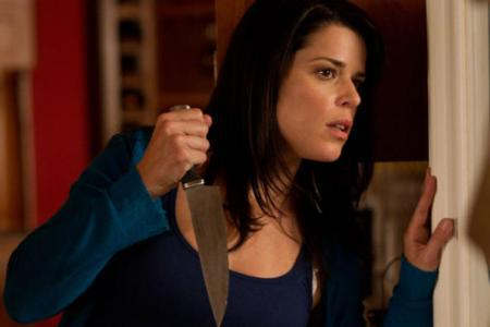 Scream 4 trailer premieres
