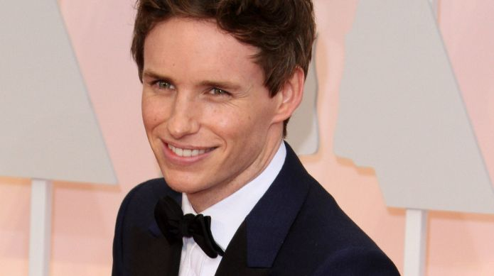 Eddie Redmayne's latest role shines a