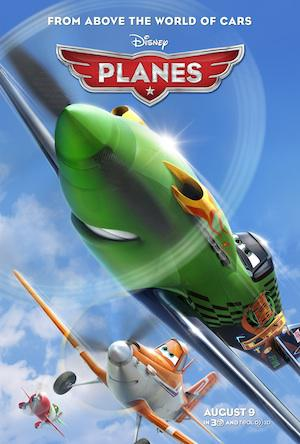 Disney's Planes soars with new trailer