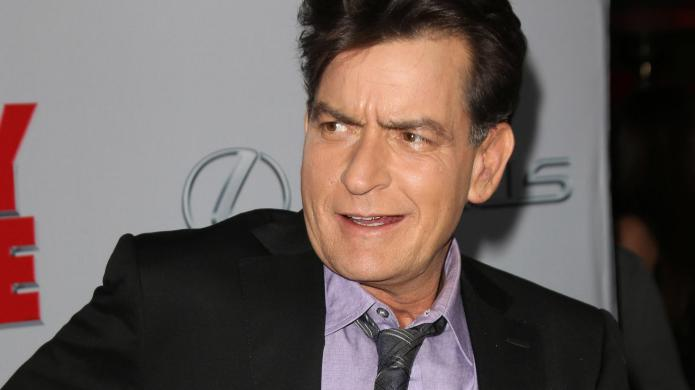 Charlie Sheen has some vicious words