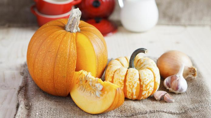 We are all obsessed with pumpkin,