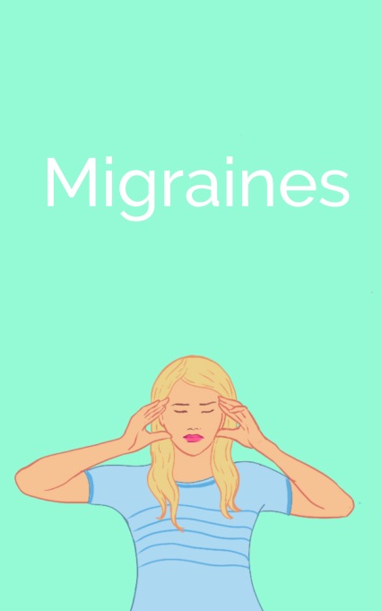 Unexpected Ways Endometriosis Can Affect Your Mind & Body: Migraines