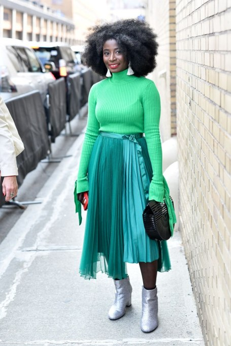 What Do The Colors You Wear Say About You | Green is associated closely with nature, wealth, generosity, healing, and rejuvenation