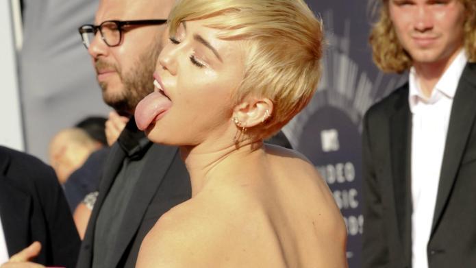 Miley Cyrus' latest Instagram videos aren't