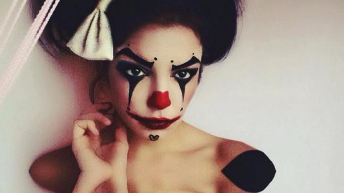 Incredible Halloween makeup ideas spotted on