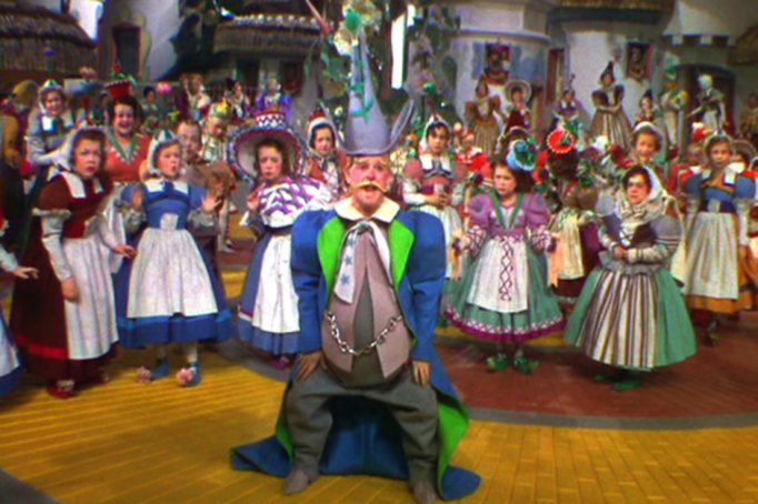 Crazy behind-the-scenes legends from 'The Wizard of Oz'