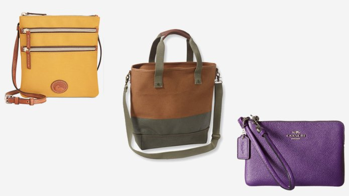 6 Handbags you can carry in